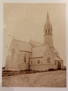 St Mary's c.1870s. Reproduced by permission of Michael Richardson
